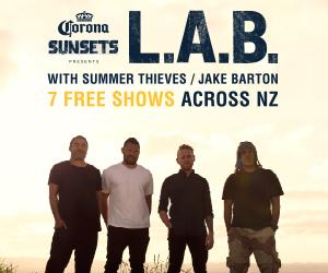 Corona Presents LAB with Jake Barton