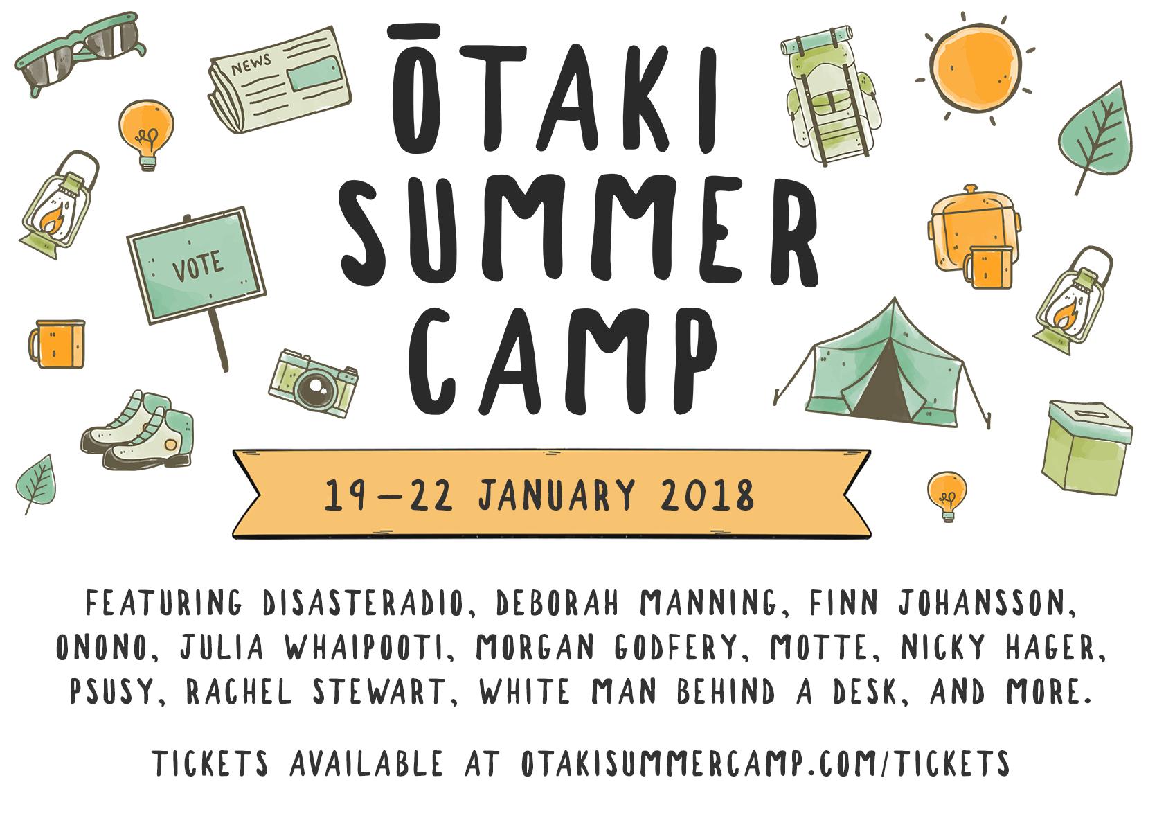 Otaki Summer Camp