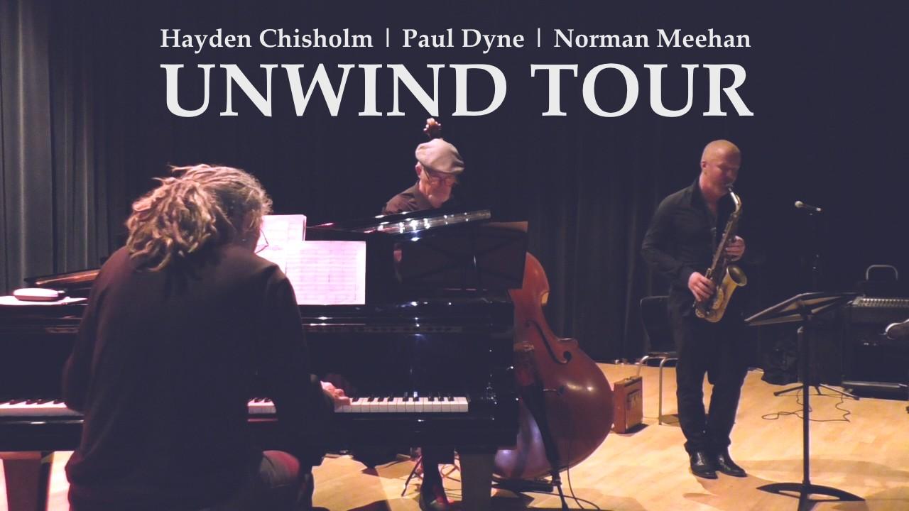 Hayden Chisholm, Paul Dyne, Norm Meehan