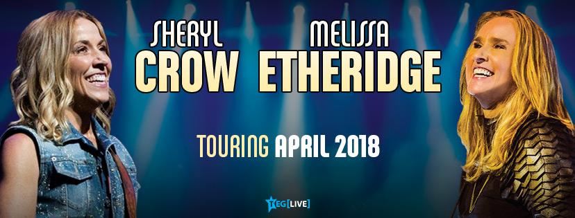 Sheryl Crow, Melissa Etheridge