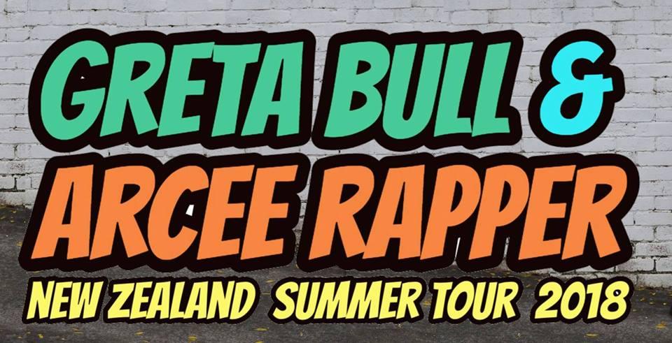 Arcee Rapper and Greta Bull