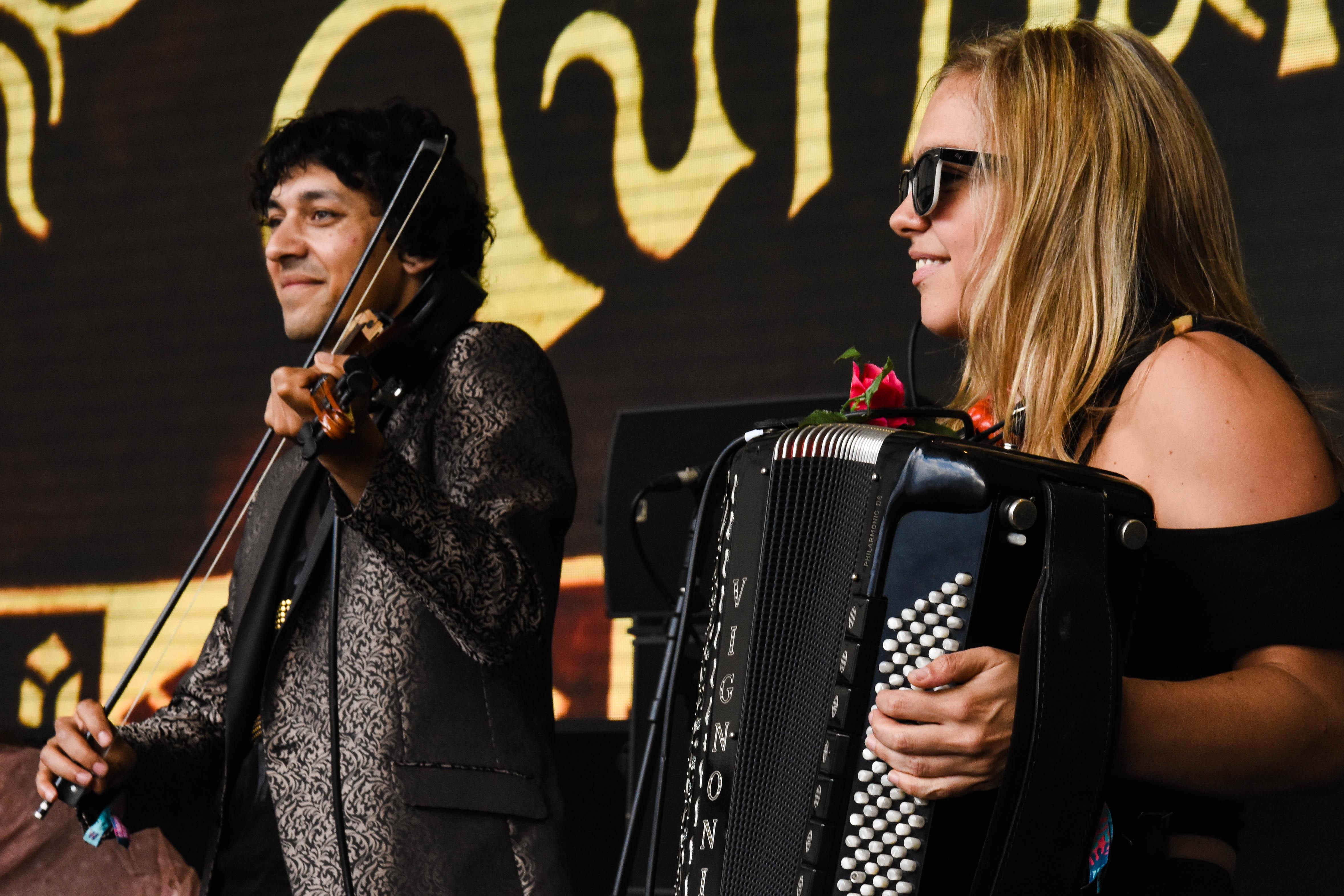 'Faith I Branko' Roma Band