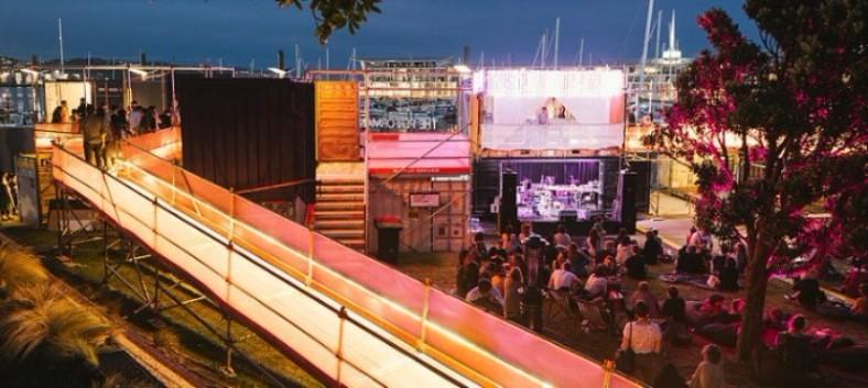 The Performance Arcade Live Music Series 2018