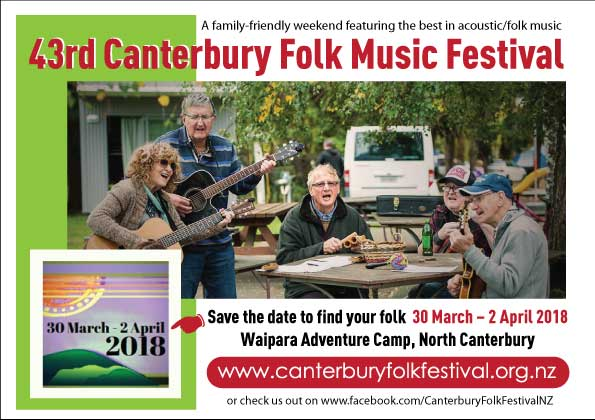 Canterbury Folk Music Festival