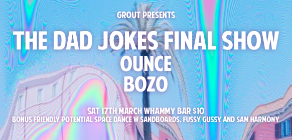 Dad Jokes (Final Show), Ounce, Bozo