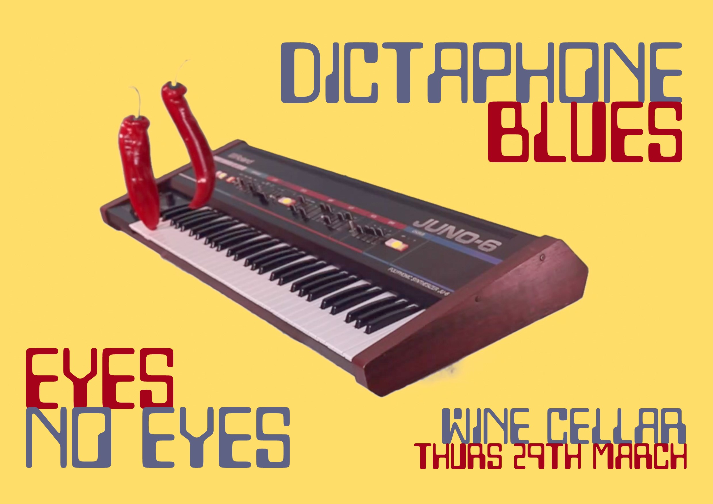 Dictaphone Blues with Eyes No Eyes