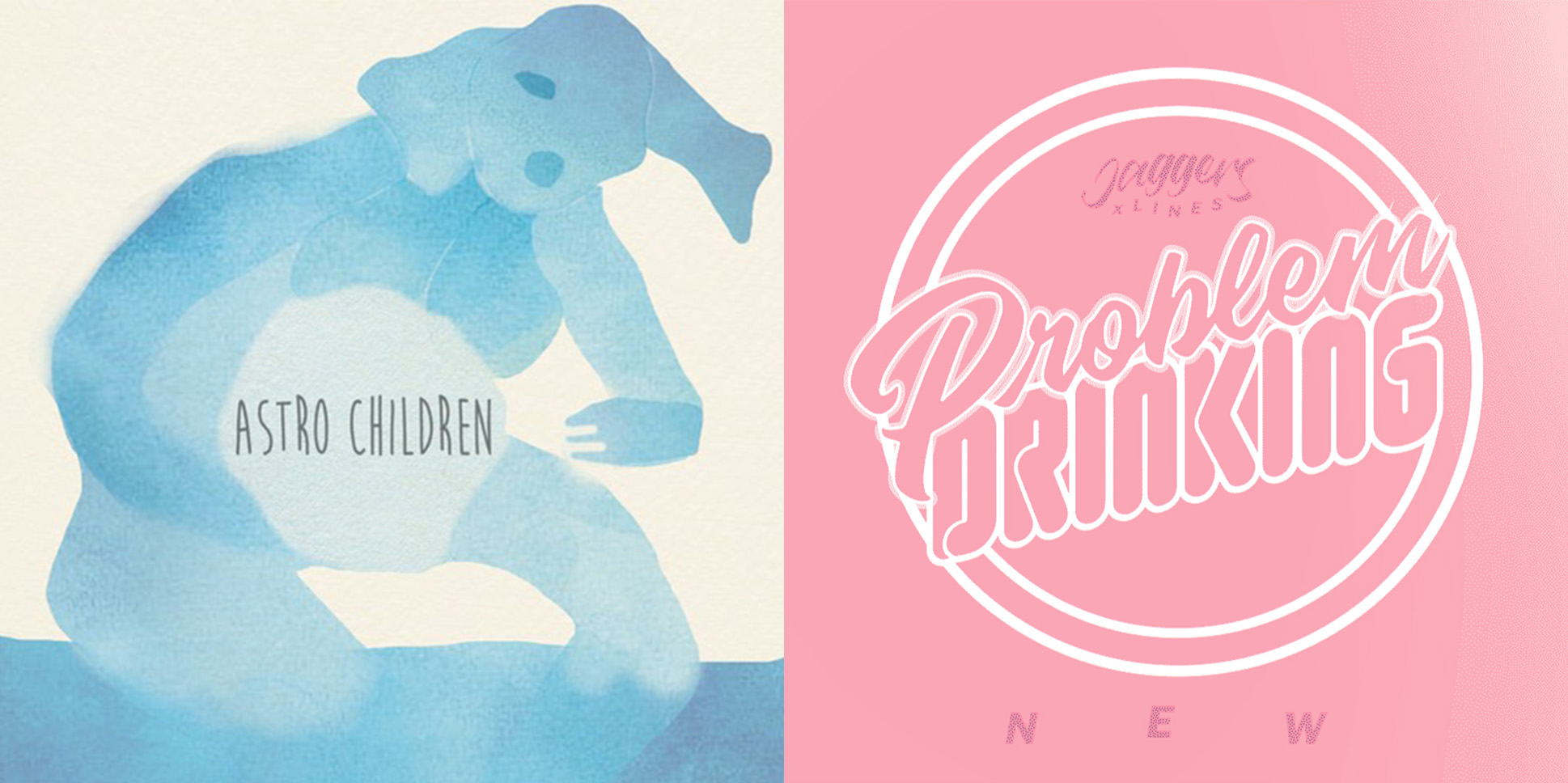 Astro Children and Jaggers x Lines - Triple Release Special