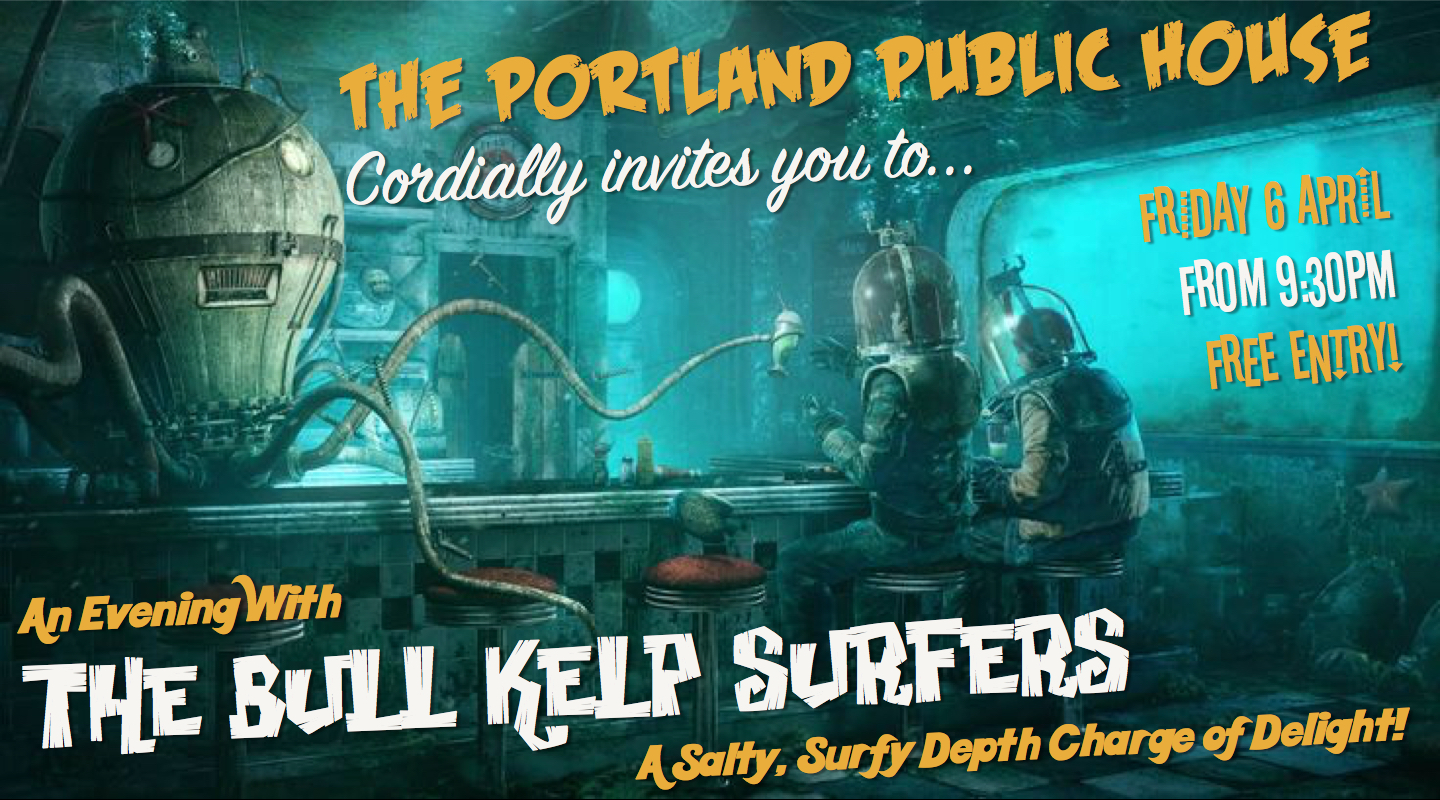 The Bull Kelp Surfers