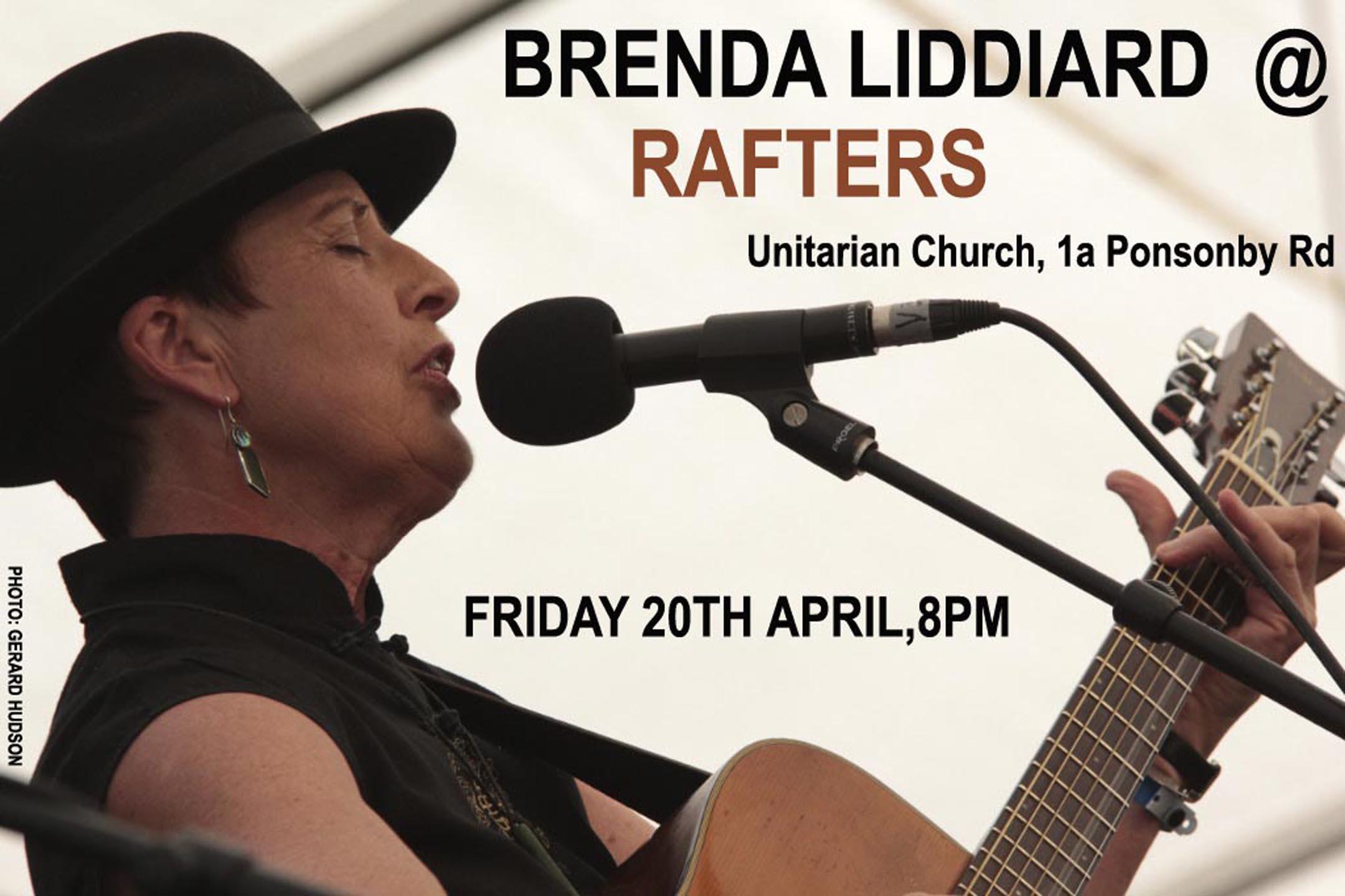 Brenda Liddiard
