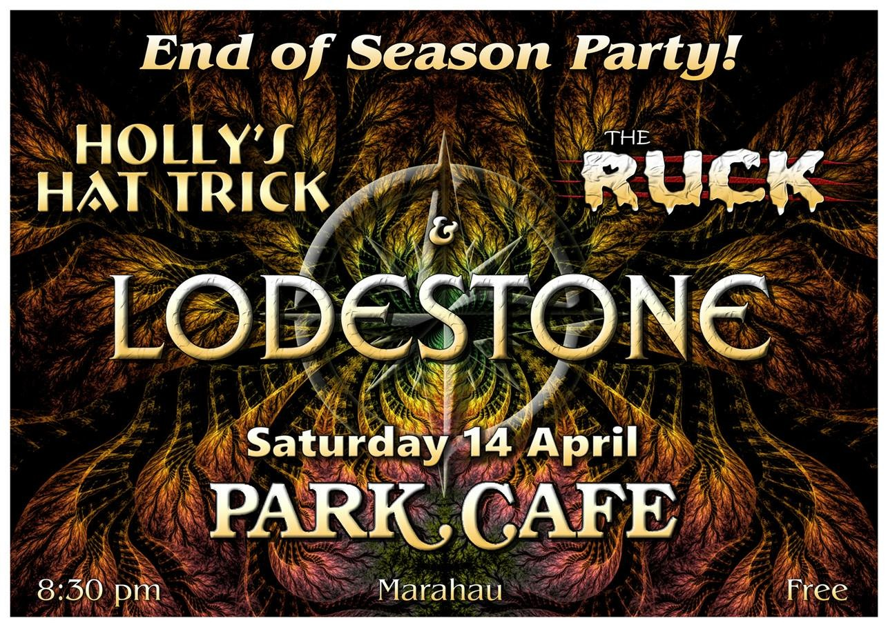 The Ruck, Holly's Hat Trick, Lodestone