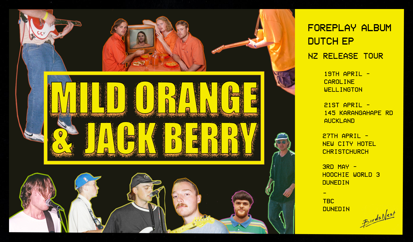 Mild Orange and Jack Berry
