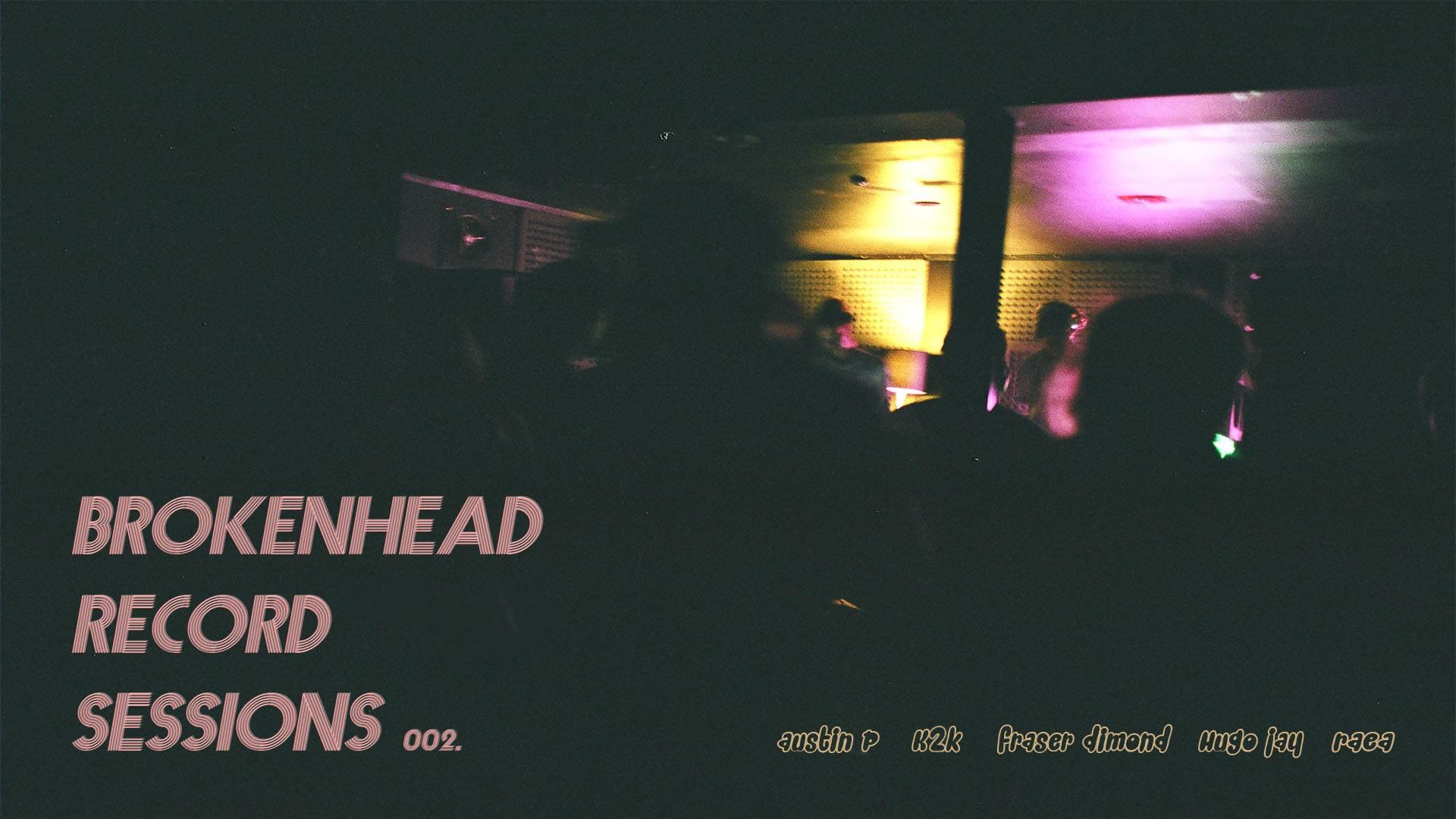 Brokenhead Record Sessions 002 - K2K , Hugo Jay