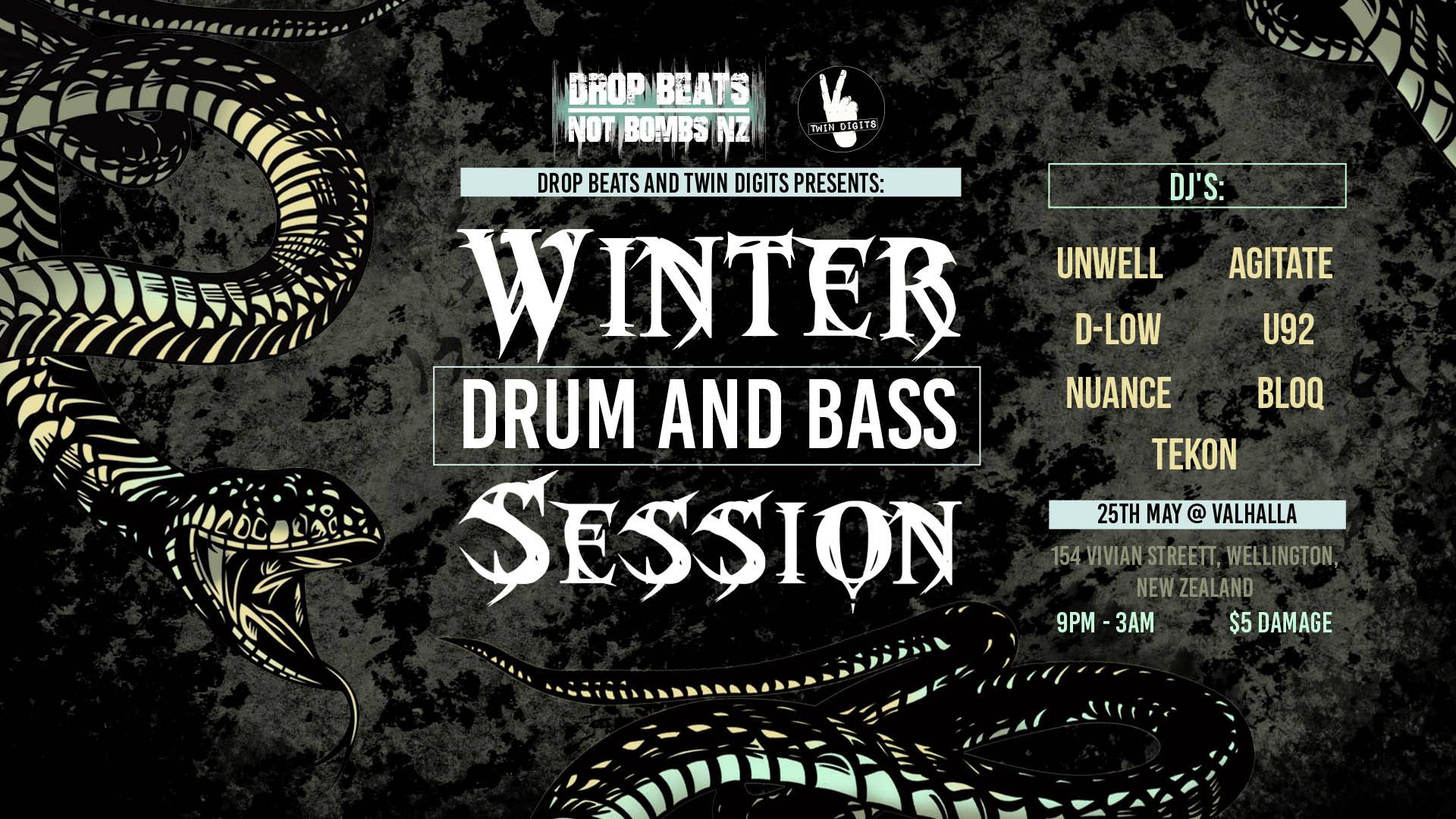 Winter Dnb Session