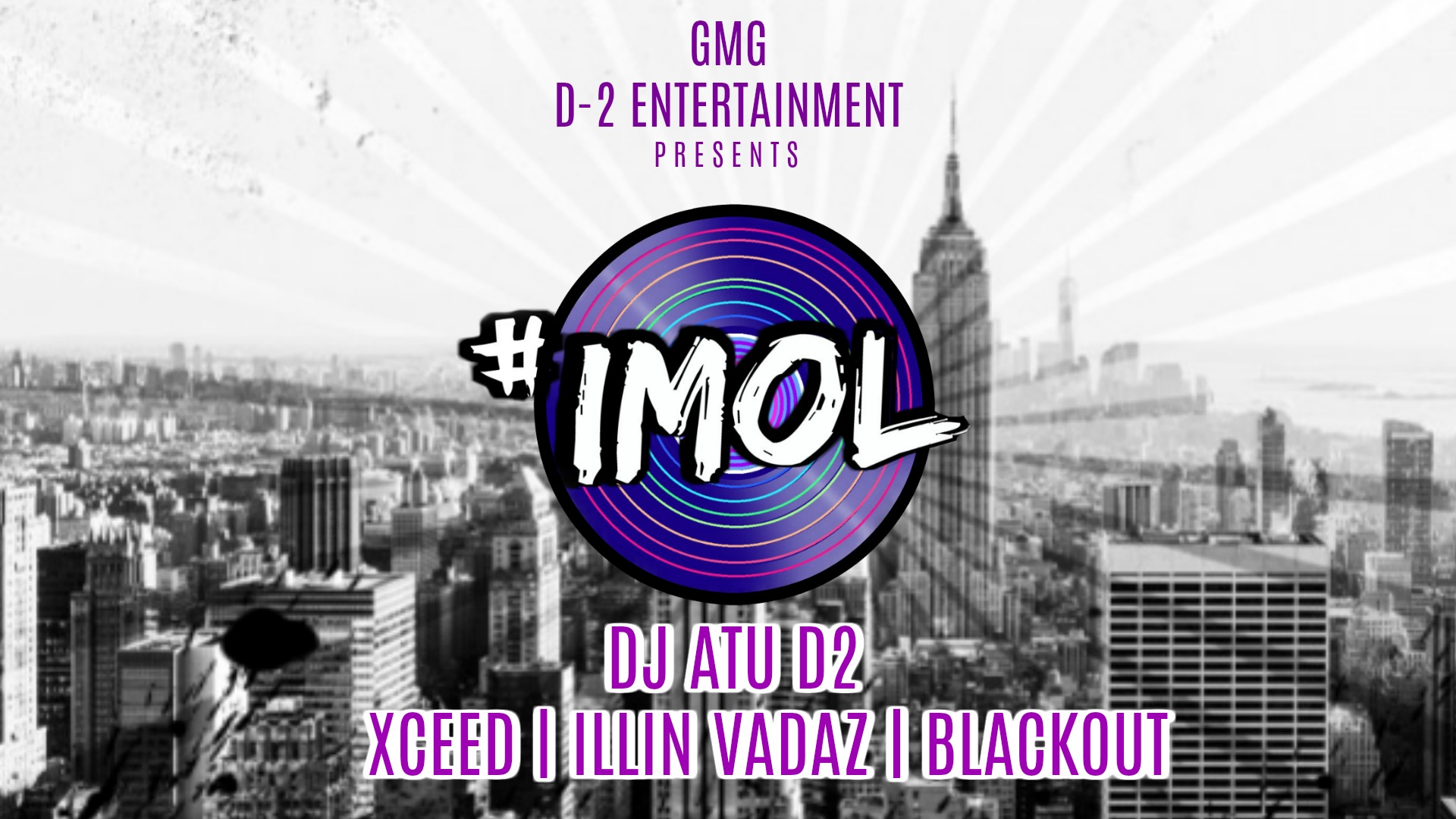 Imol - Xceed, Illin Vadaz, Blackout