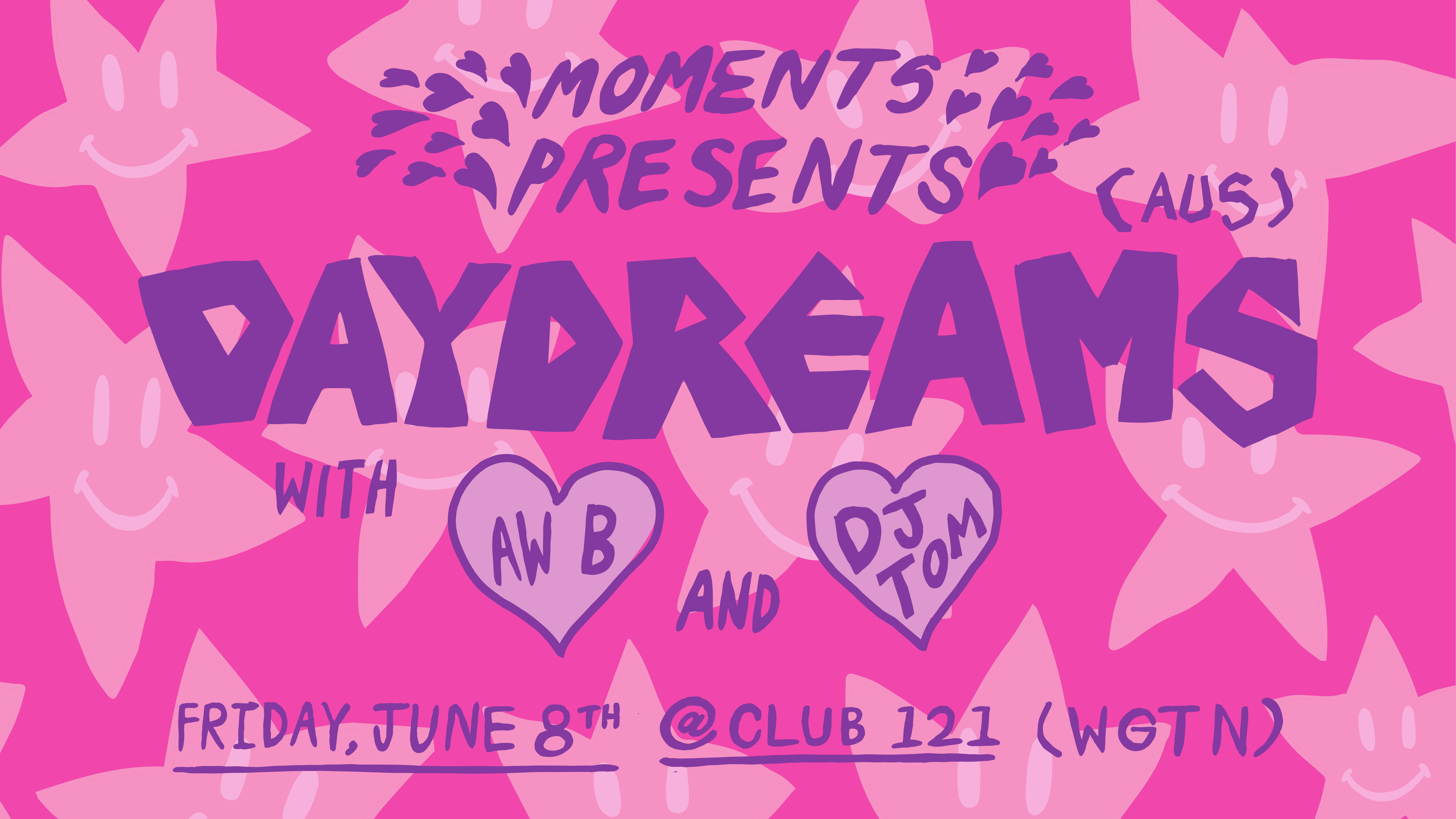 Daydreams with Aw B and Dj Tom
