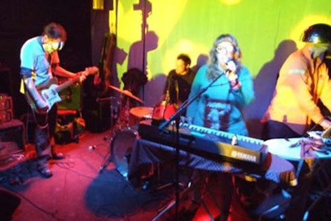 Audio Foundation Presents: The Coolies and The Futurians