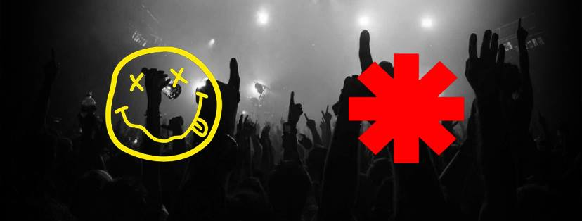 Nirvana and Red Hot Chilli Peppers Live Tribute SOLD OUT