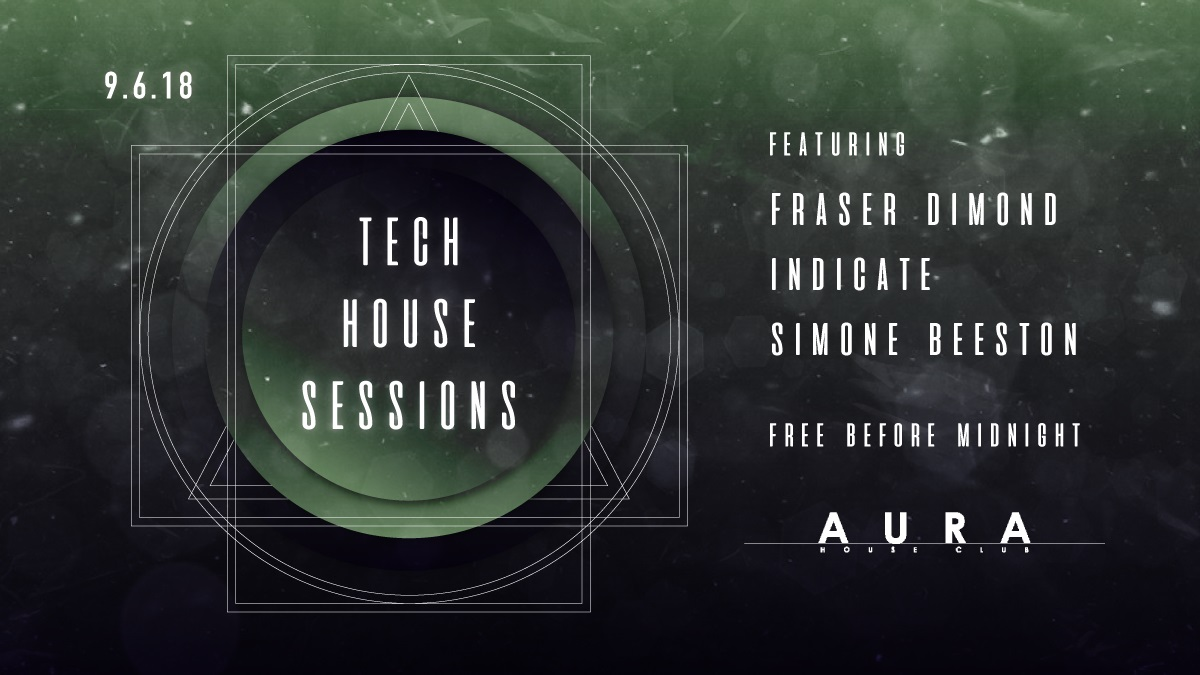 Tech House Sessions - Indicate, Fraser Dimond + More