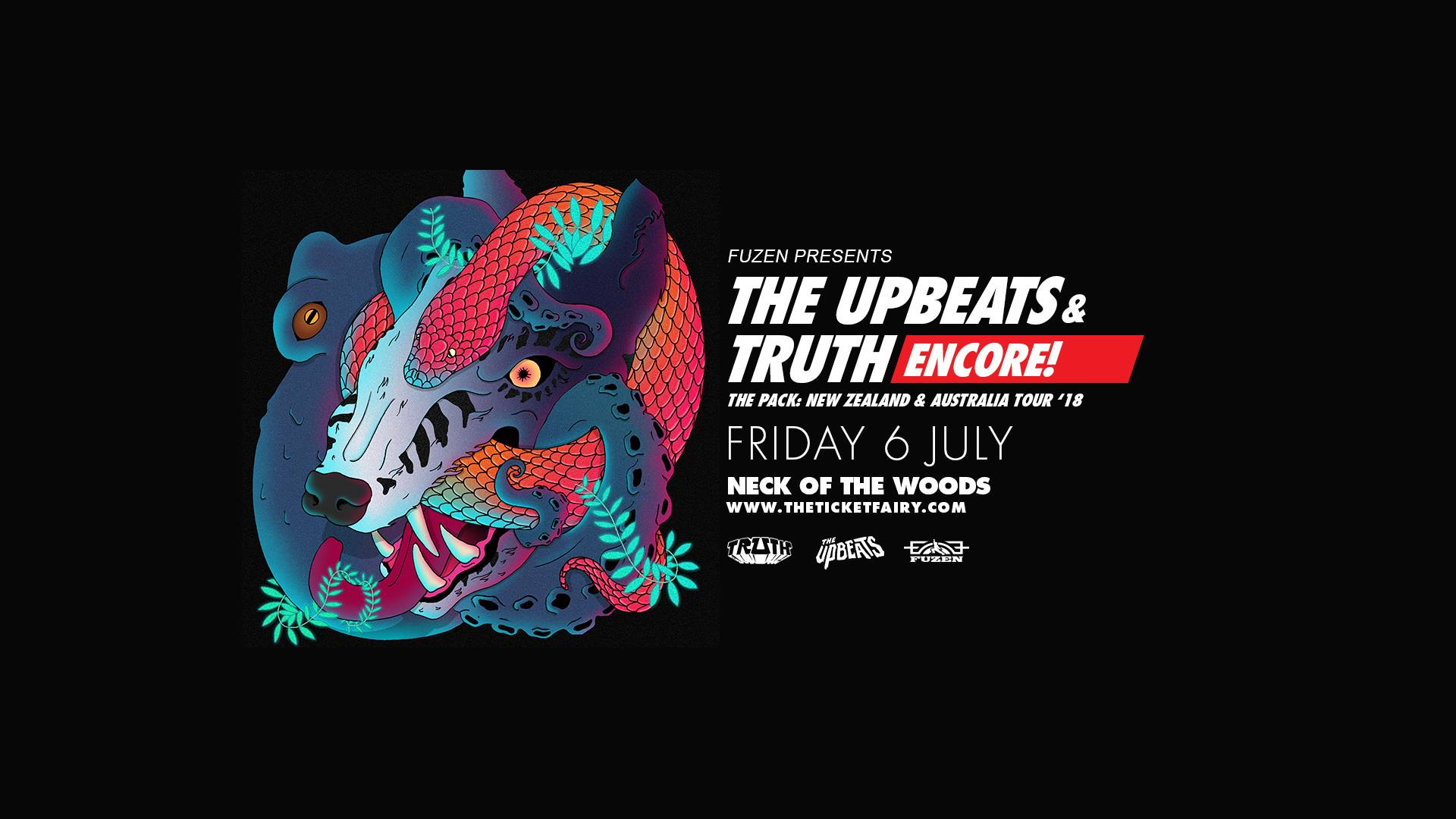 The Upbeats, Truth