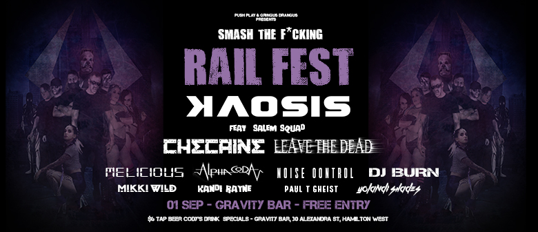 Kaosis, Checaine, Alpha Code, Leave the Dead + Many More