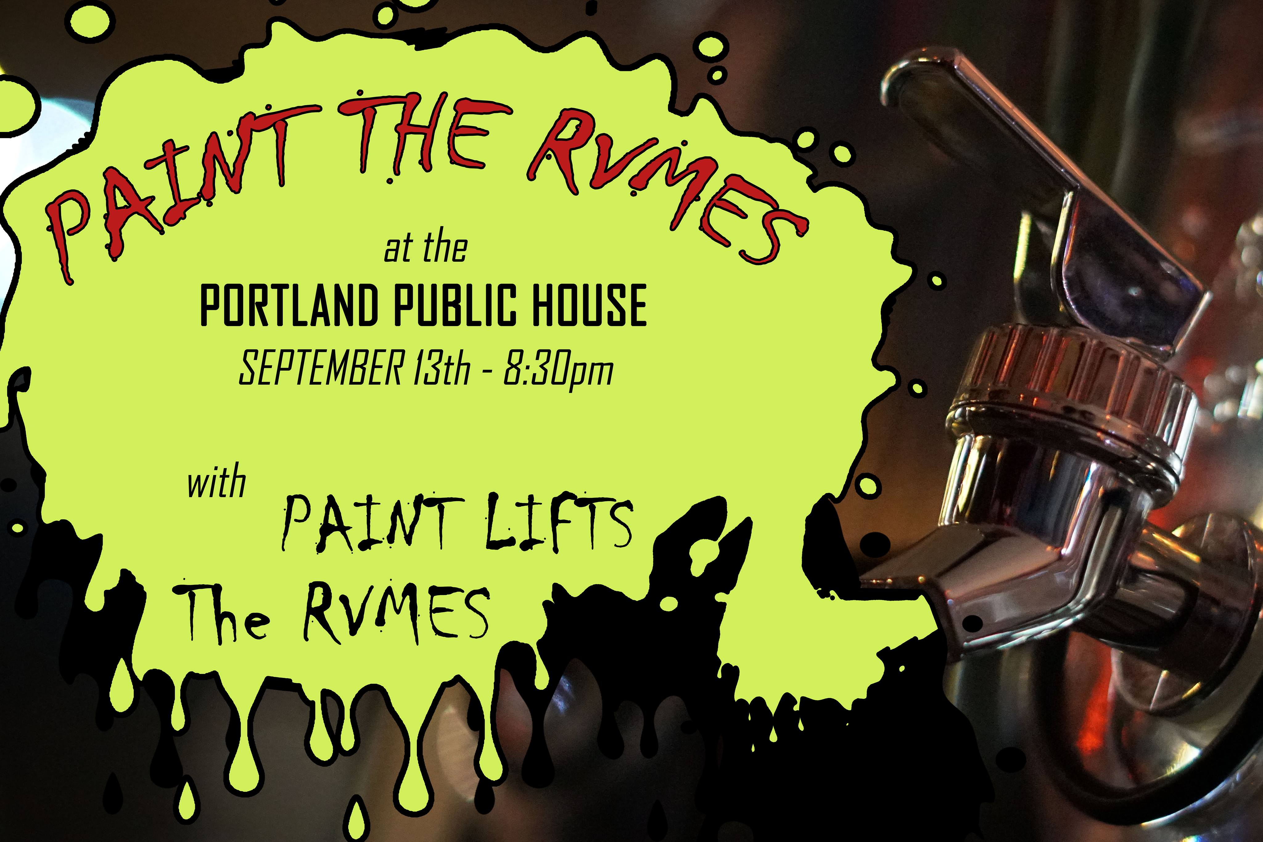 Paint The Rvmes