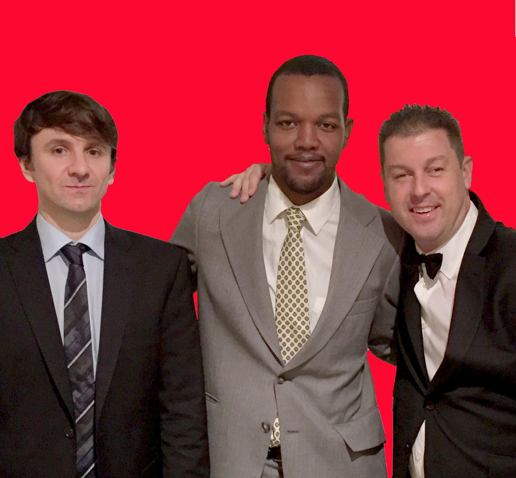 Johnson Dreyer Lockett Trio
