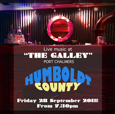 Humboldt County - Friday night at The Galley in Port