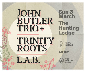 John Butler Trio, L.A.B. and Trinity Roots