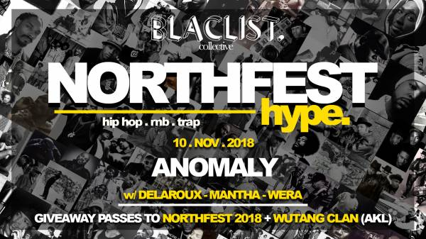 Blaclist. Collective - Northfest Hype