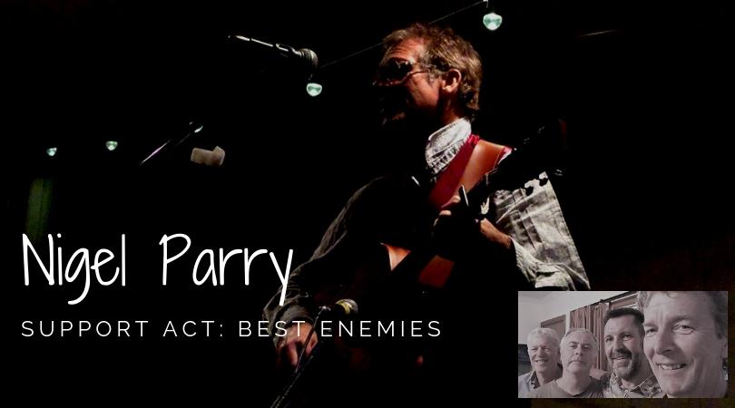 Nigel Parry