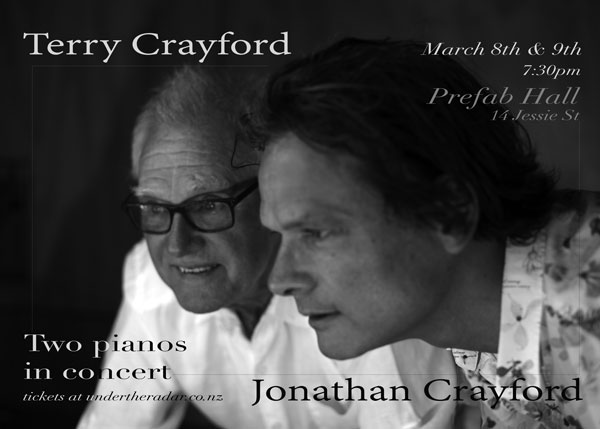 Jonathan and Terry Crayford, Two Pianos In Concert