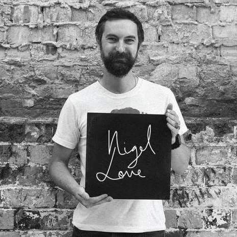 Bluestone Wax - Nigel Love