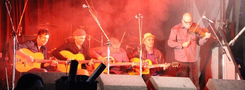 Django Schmango Gypsy Jazz