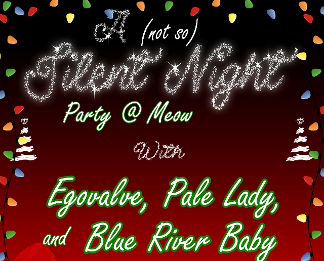 A Not So Silent Night Party