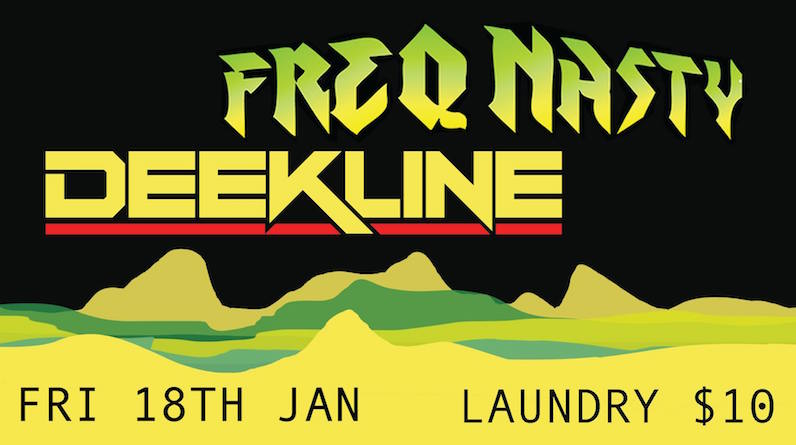 Freq Nasty And Deekline (UK)