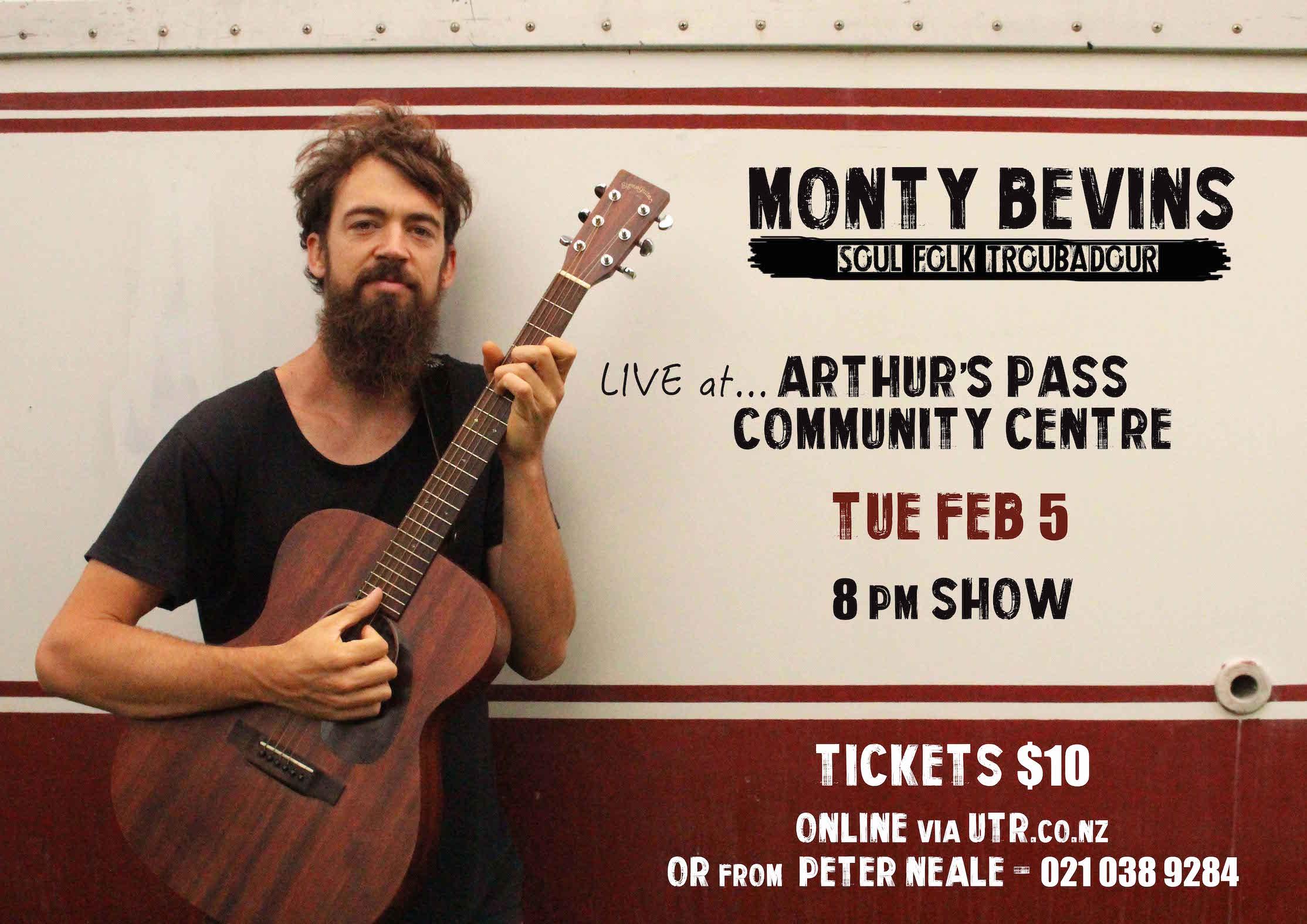 Monty Bevins