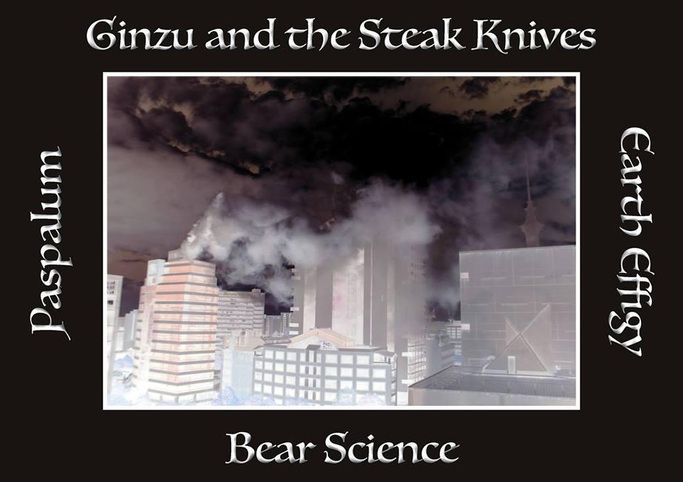 Ginzu Atsk / Paspalum / Earth Effigy / Bear Science