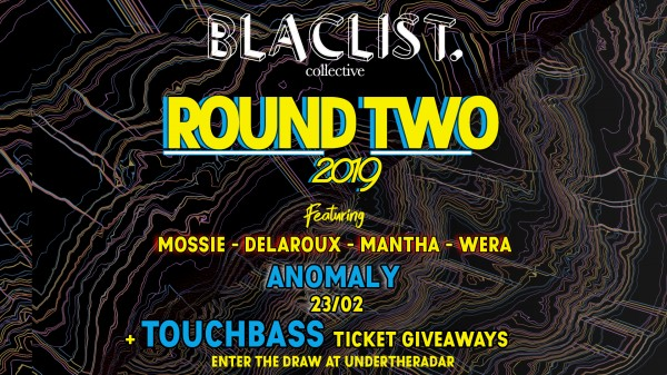 Blaclist. Collective - Roundtwo 2019