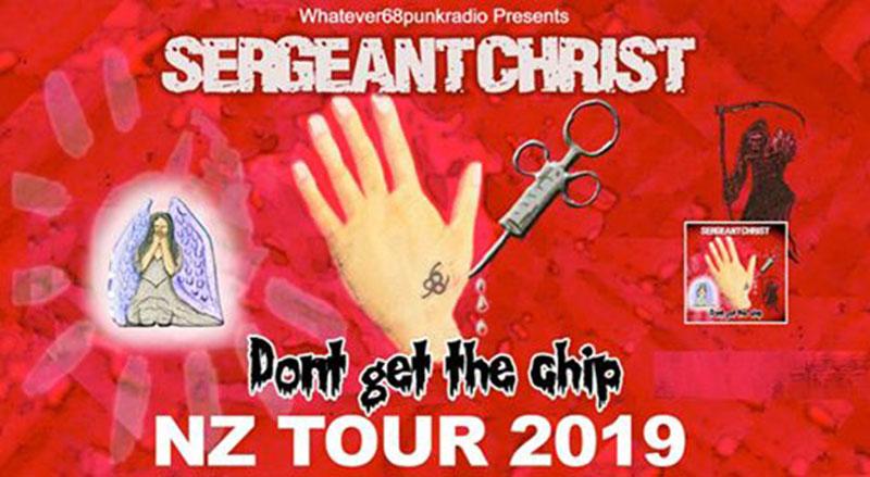 Sergeant Christ