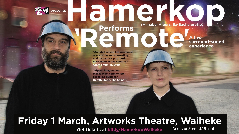 Hamerkop (Annabel Alpers/Bachelorette)