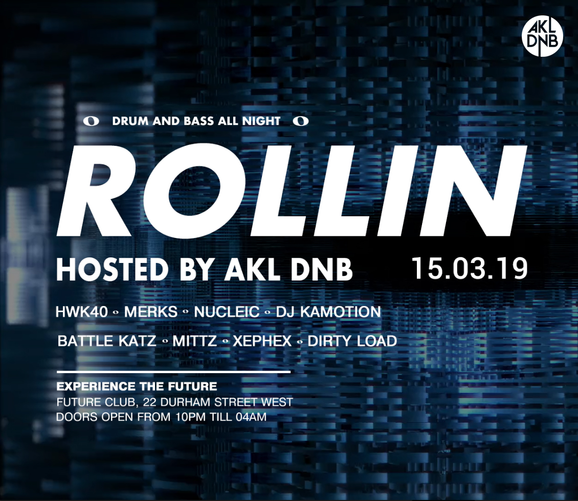 Rollin - Drum And Bass All Night | Hosted By Akl Dnb