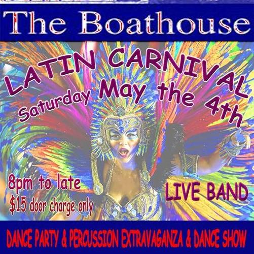 Latin Carnival Feat Uli