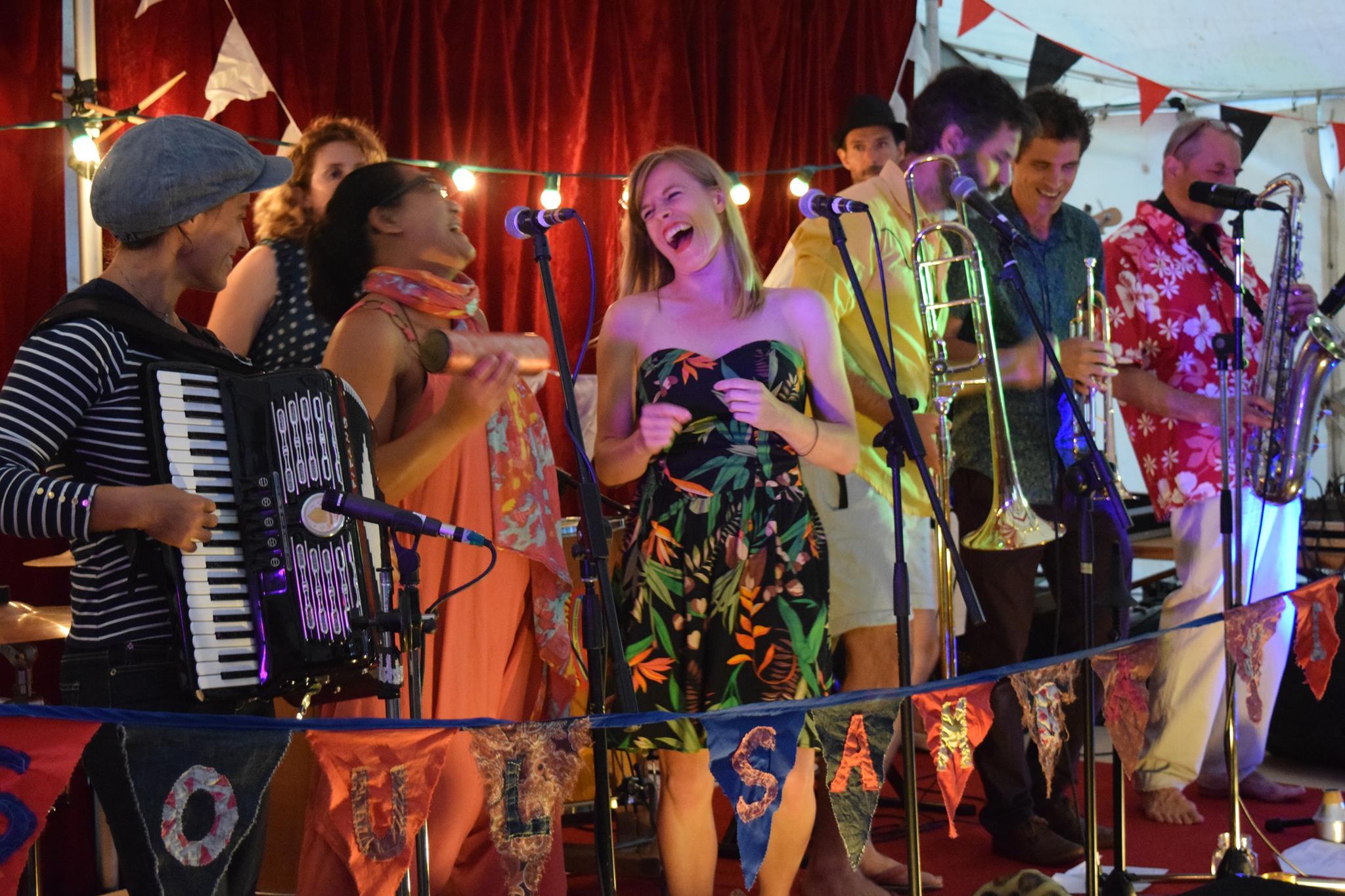 Soul Samba Circus