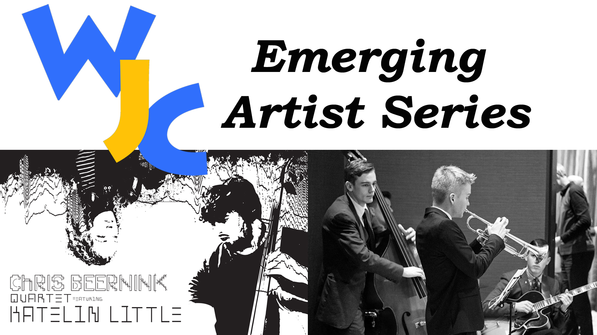 WJC Emerging Artists Series