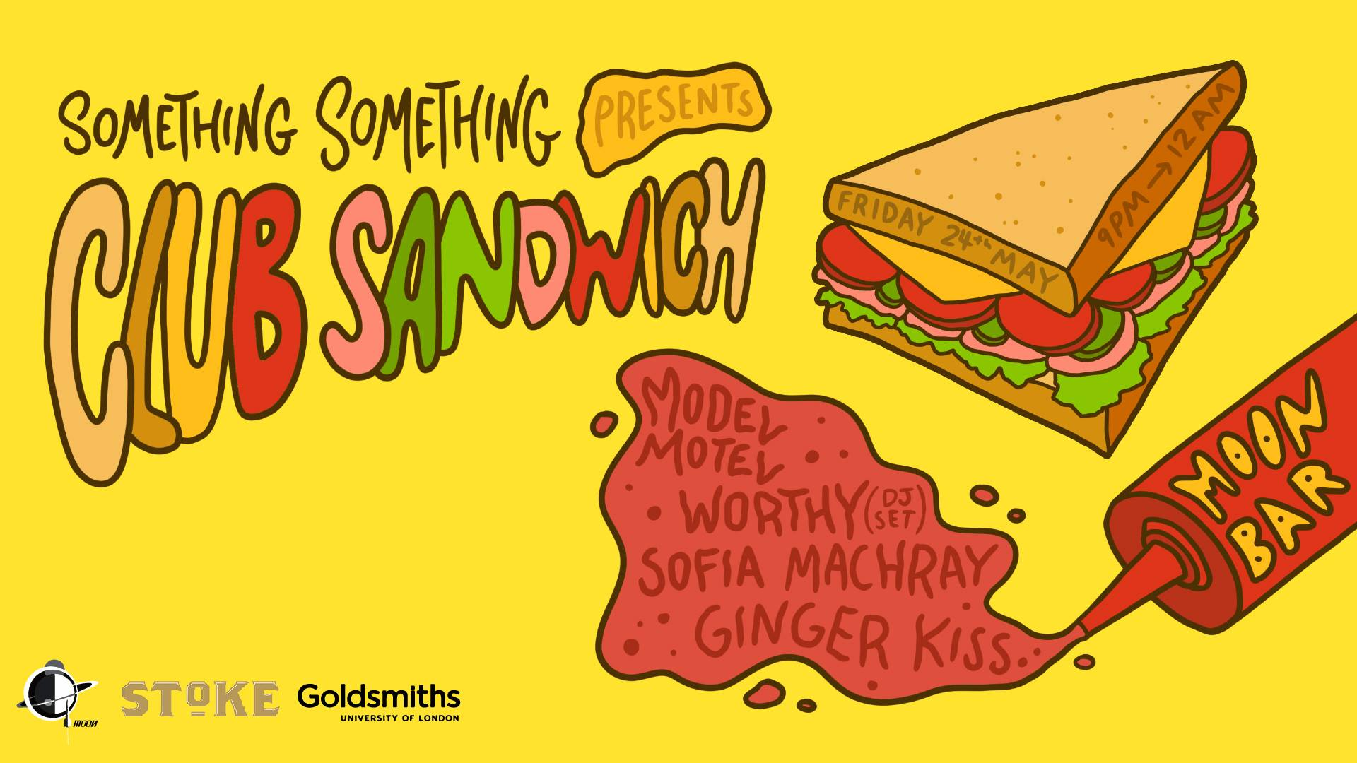 Something Something Presents: Club Sandwich