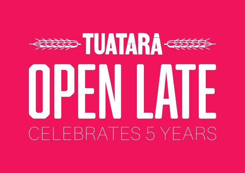Tuatara Open Late Celebrates Five Years: Nadia Reid, Book Club And More