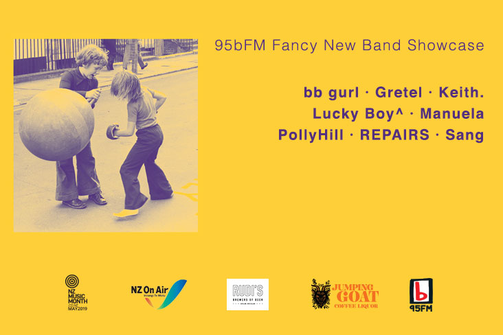 95bFM Fancy New Band '19