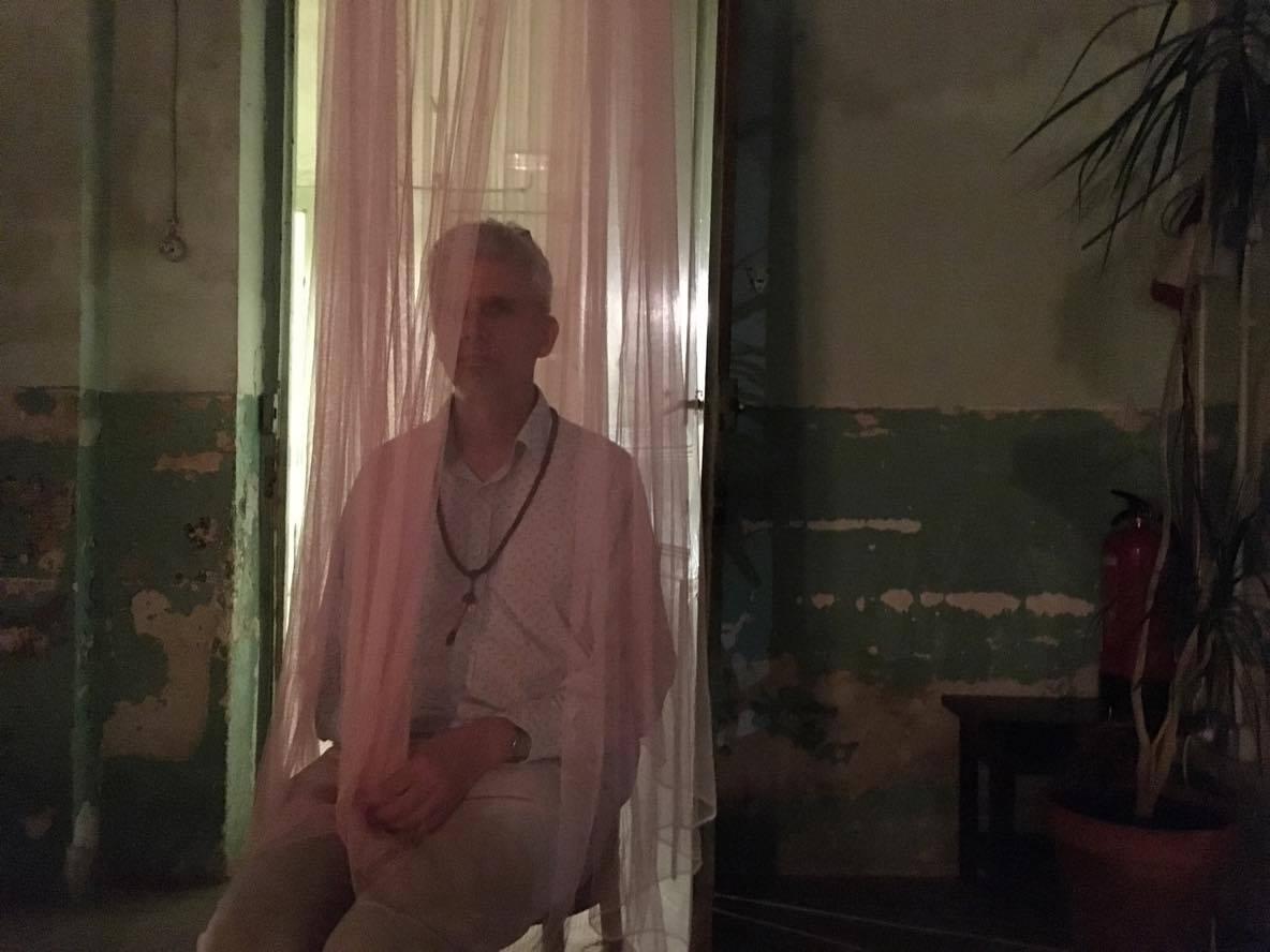 John Davis and The Cicadas w/Peter Jeffries and Asbestos Man