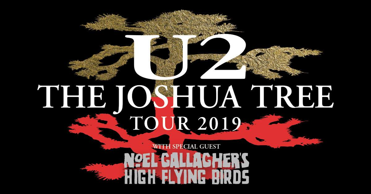 U2 And Noel Gallagher's High Flying Birds