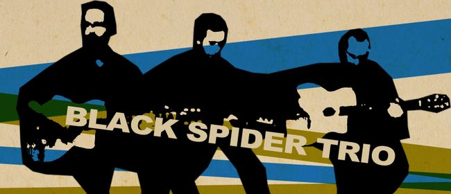 Black Spider Trio